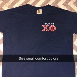 Chi Phi Fraternity Shirt